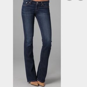 AG The Angel Bootcut Jeans In Virtual